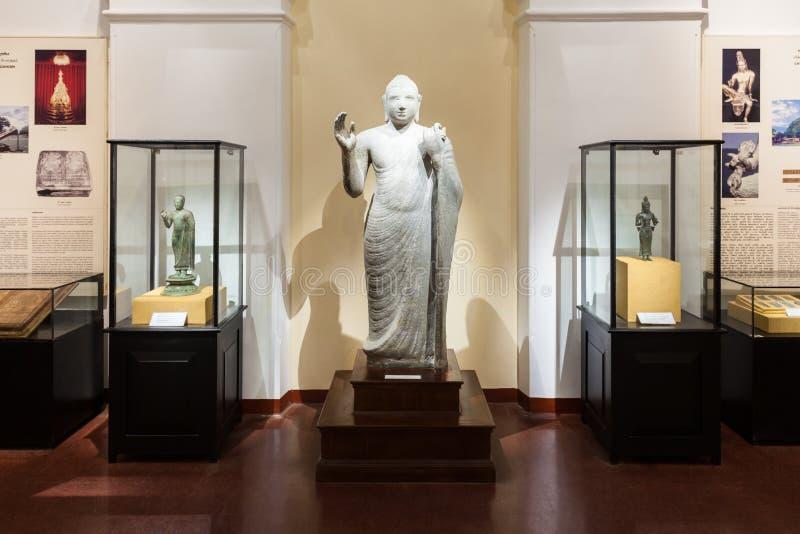 Museo nazionale di Colombo immagine stock