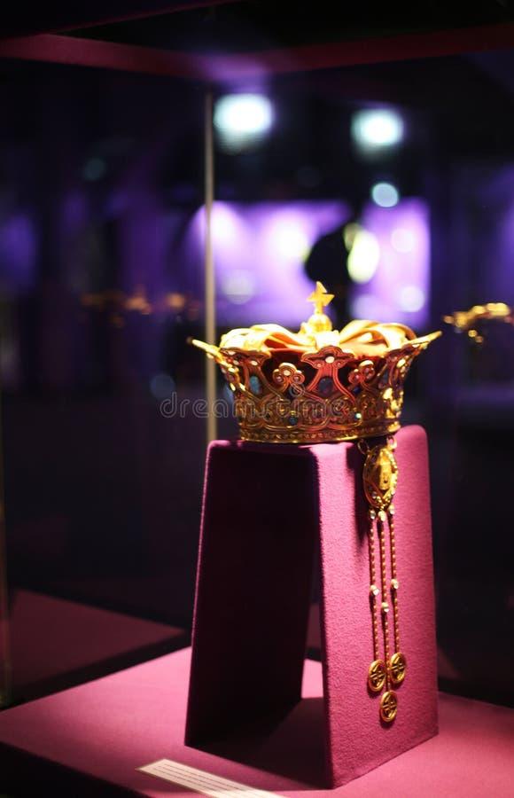 Museo nazionale di storia - Bucarest fotografia stock