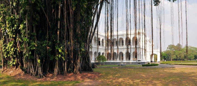 Museo nazionale nel centro di Colombo, Sri fotografia stock libera da diritti