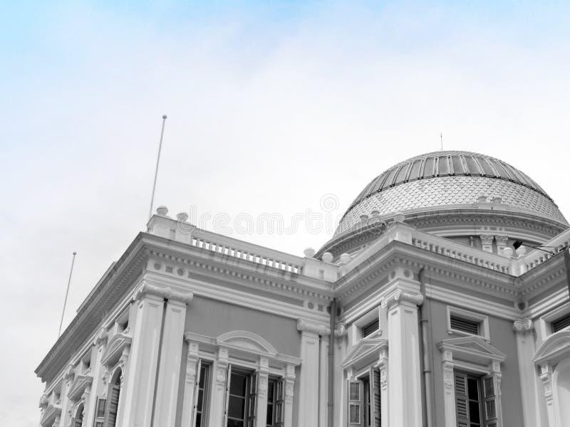 Museo Nazionale Singapore immagini stock