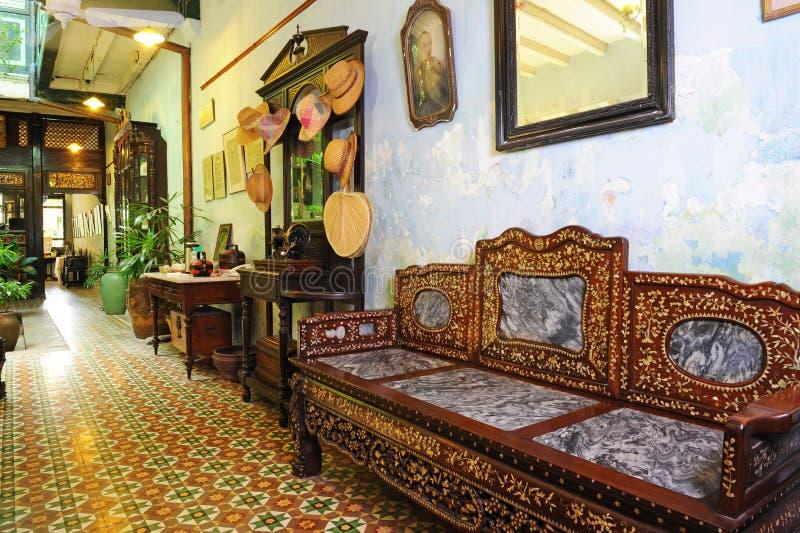 Museo Penang de Sun Yat-sen imágenes de archivo libres de regalías