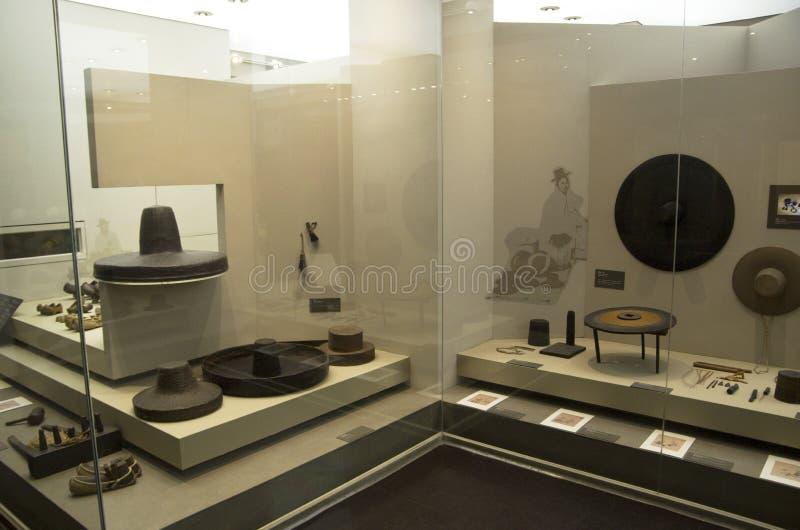Museo popular nacional Seul Corea fotografía de archivo libre de regalías