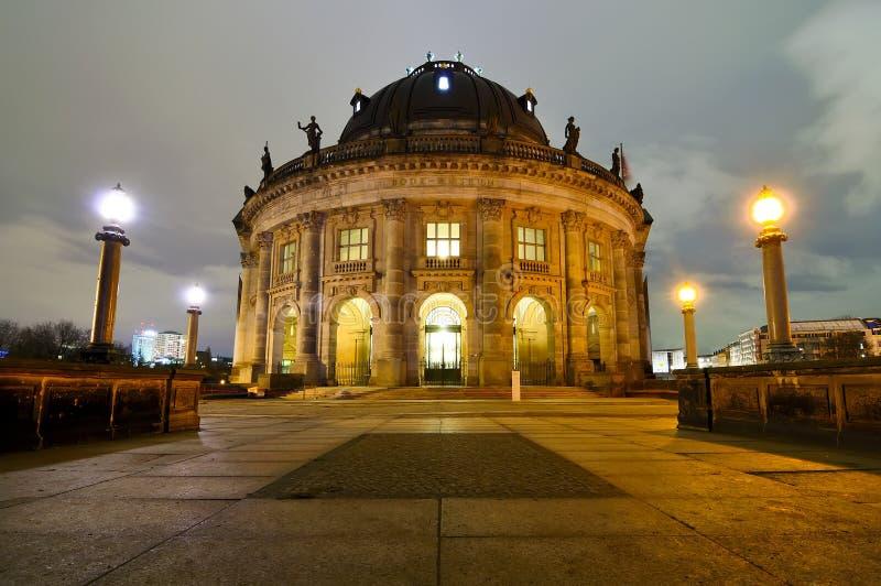 Museo preannunciato a Berlino fotografia stock libera da diritti