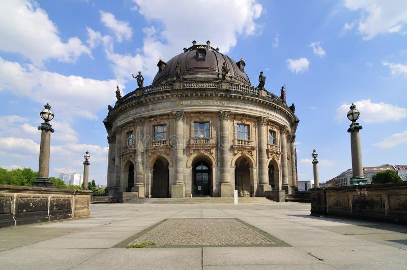 Museo preannunciato a Berlino immagine stock libera da diritti