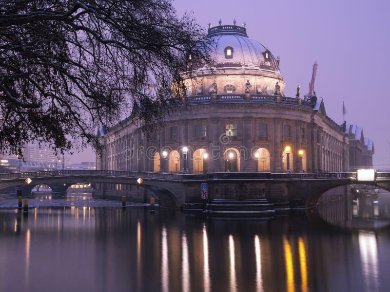 Museo preannunciato, Berlino fotografia stock libera da diritti