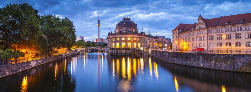 Museo preannunciato, Berlino, Germania fotografia stock libera da diritti