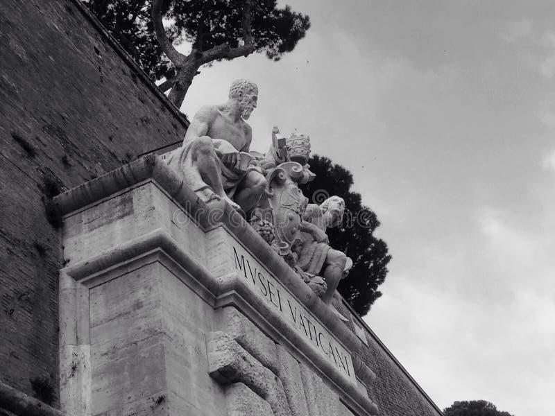 Museo Vaticani fotografia stock libera da diritti
