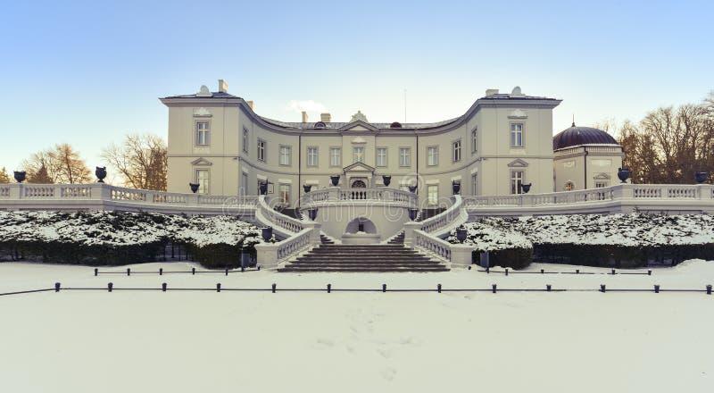 Museu ambarino Lituânia de Palanga fotografia de stock