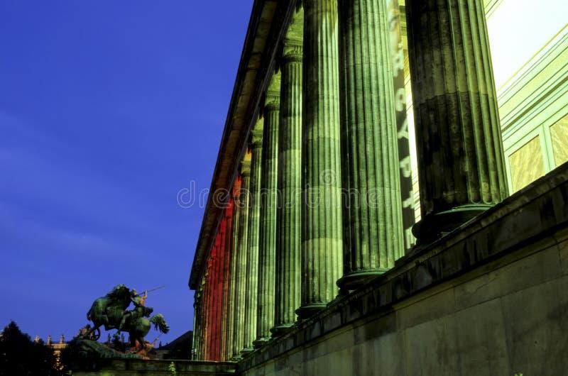 Museu Berlim, Alemanha imagem de stock