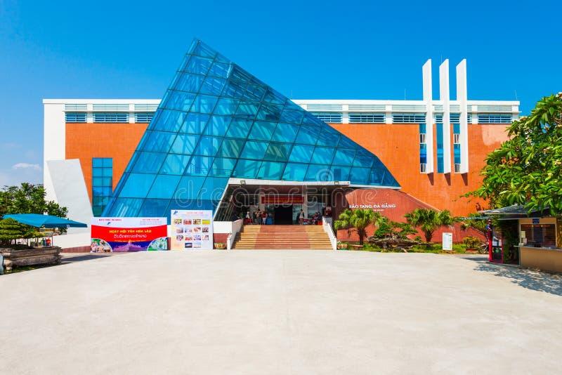 Museu da cidade do Da Nang, Vietname imagens de stock