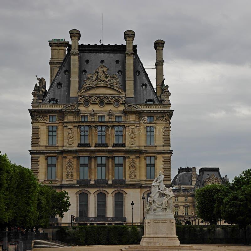 Museu da grelha. Paris imagem de stock royalty free