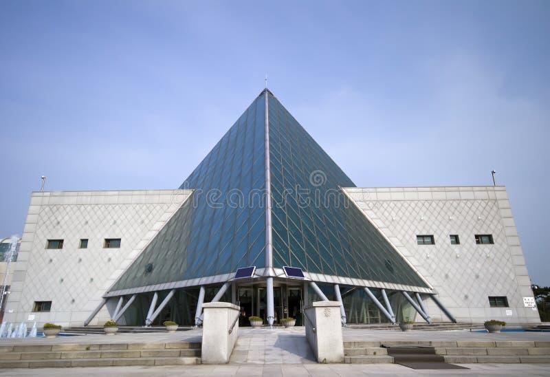 Museu da jóia, Coreia do Sul imagem de stock