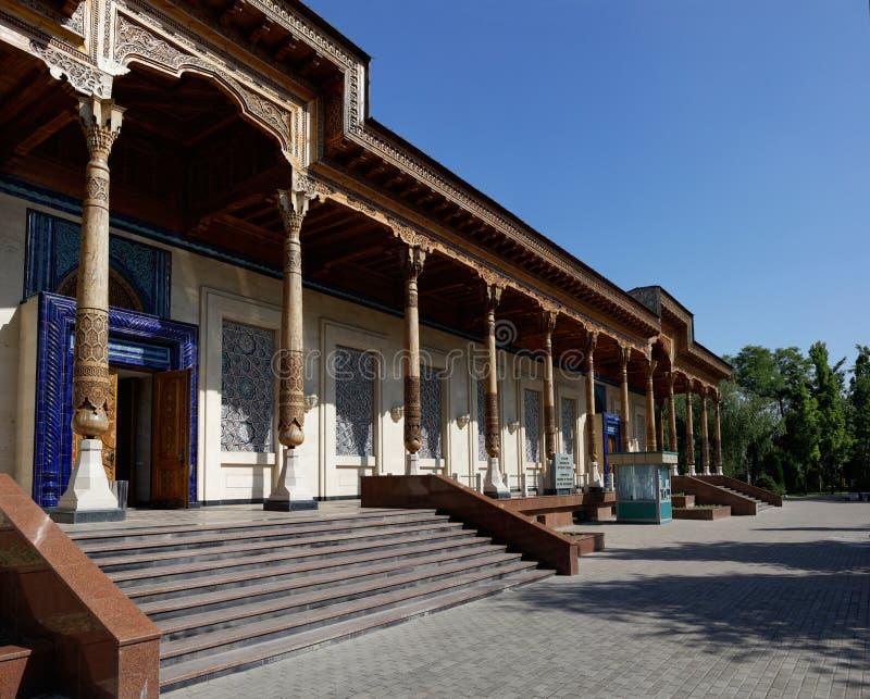 Museu da memória das vítimas da repressão, Tashkent, Usbequistão imagens de stock