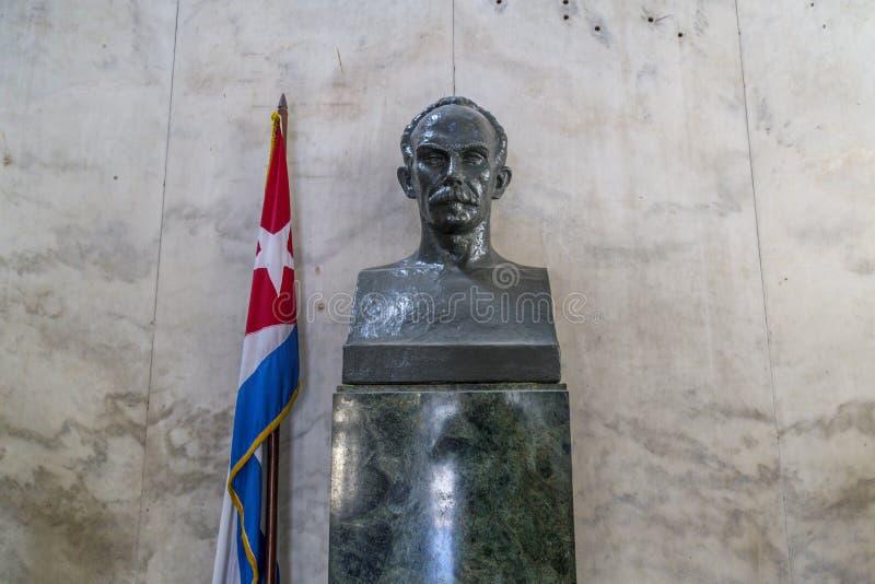Museu da revolução, Havana, Cuba imagens de stock royalty free