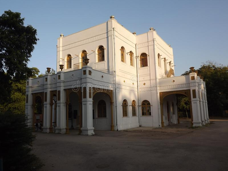 Museu da saúde de Sayaji Baug, Vadodara, Índia fotos de stock royalty free