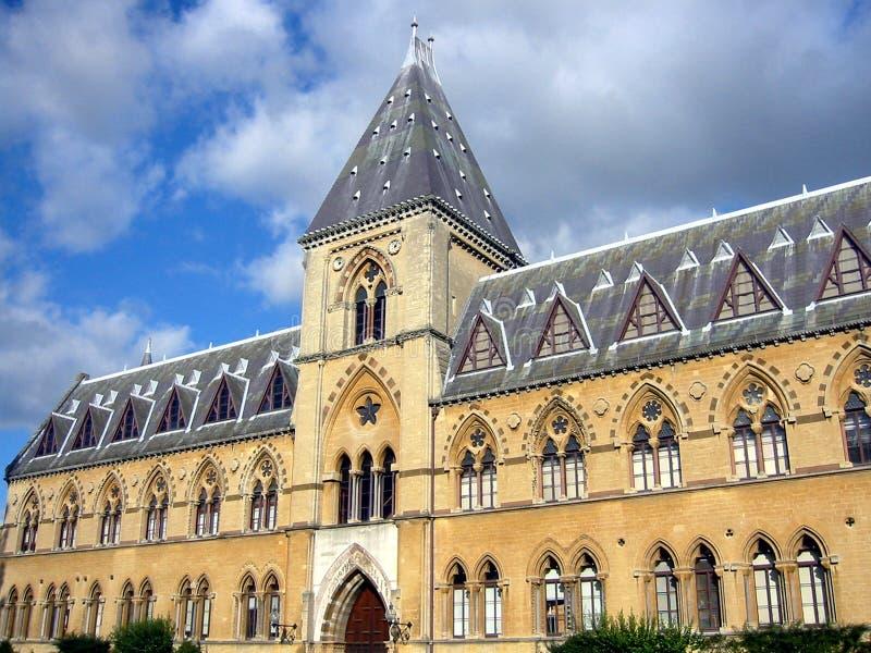 Museu da universidade de Oxford imagens de stock royalty free