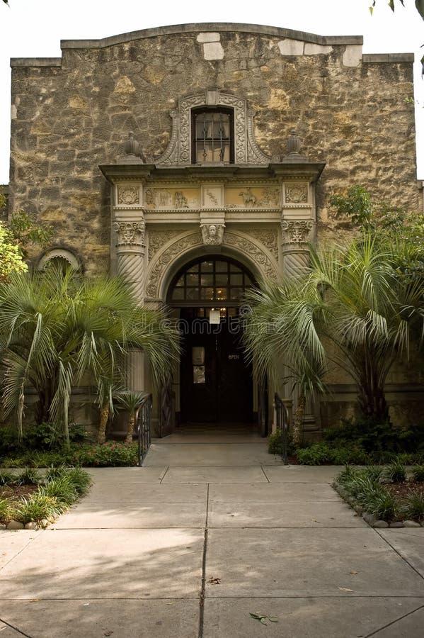 Museu de Alamo foto de stock