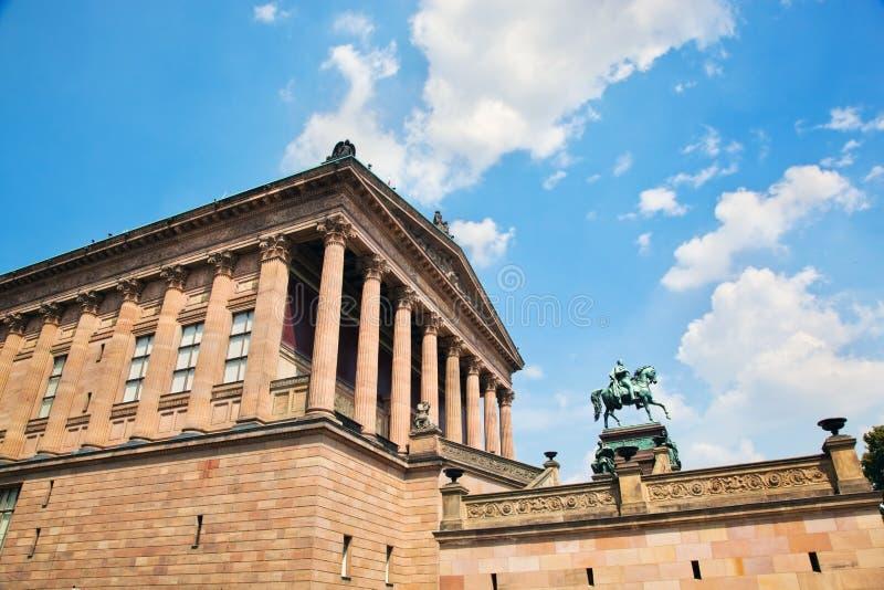 Museu de Altes. Berlim, Alemanha imagem de stock
