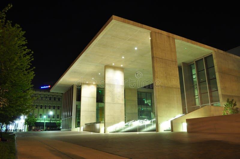 Museu de arte de Grand Rapids fotografia de stock