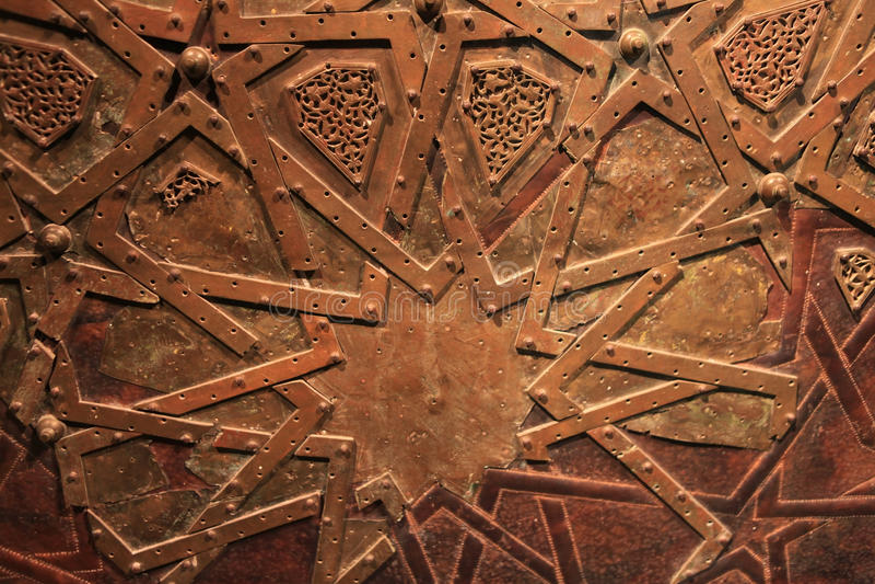 Museu de arte islâmico imagem de stock