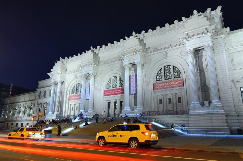 Museu de arte metropolitano imagem de stock