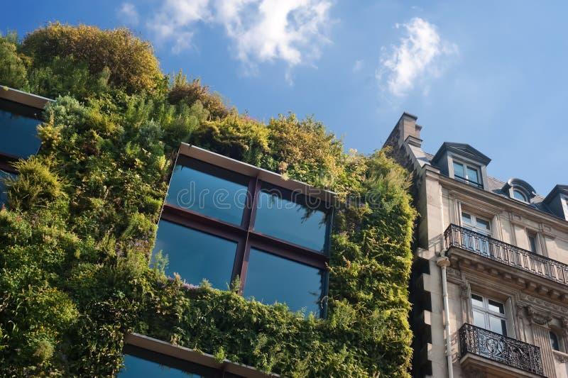Museu de Branly em Paris - France fotografia de stock royalty free