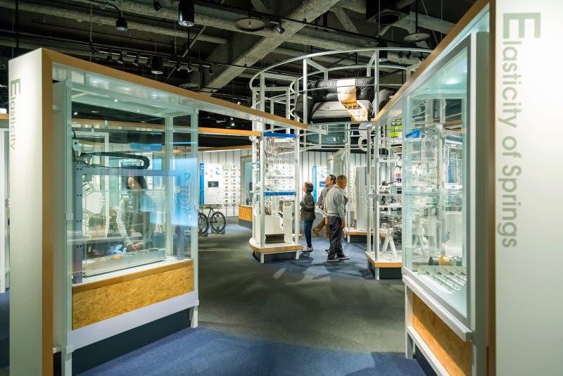 Museu de ciência da cidade de Nagoya foto de stock royalty free
