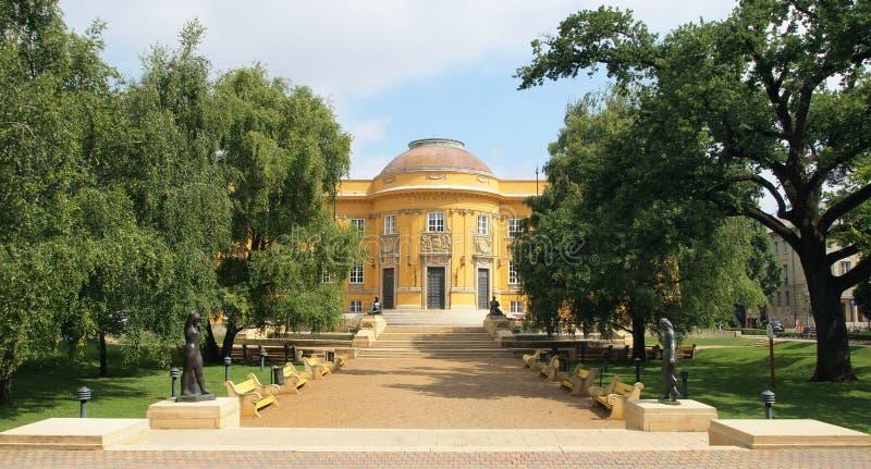 Museu de Déri imagens de stock royalty free