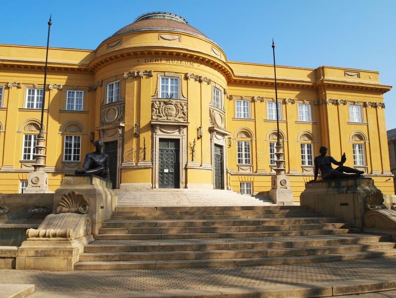 Museu de Deri imagem de stock royalty free