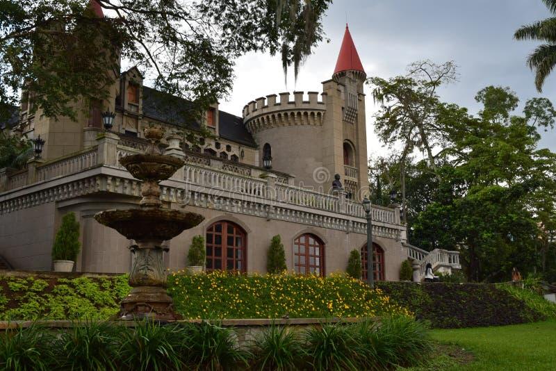 Museu de El Castillo fotos de stock