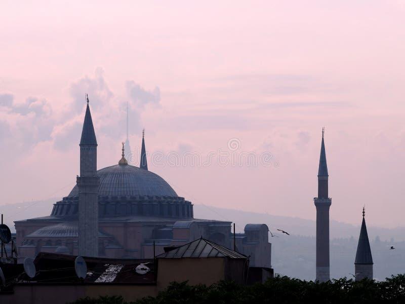 Museu de Hagia Sophia imagens de stock royalty free