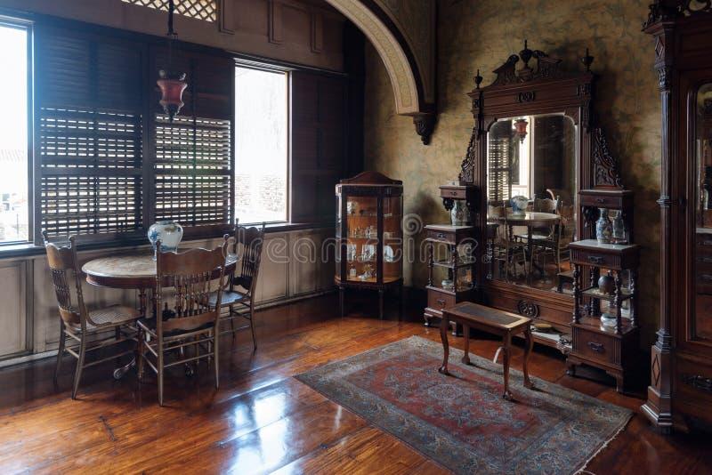 Museu de Manila da casa em Manila Filipinas imagens de stock royalty free