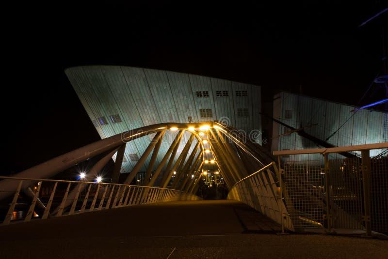 Museu de Nemo, Amsterdão imagens de stock royalty free