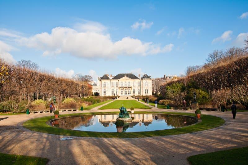 Museu de Rodin fotografia de stock royalty free