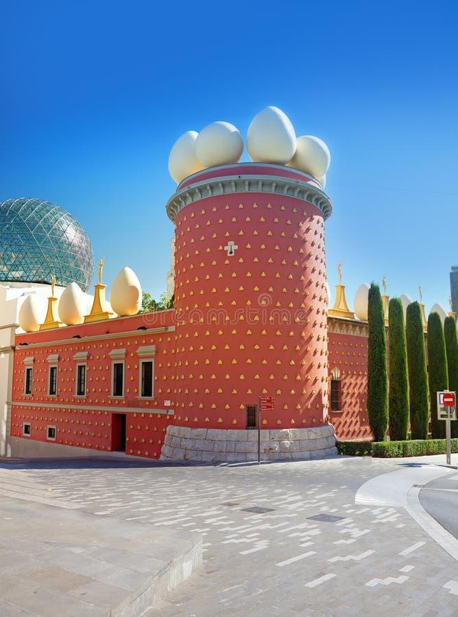 Museu de Salvador Dali foto de stock royalty free