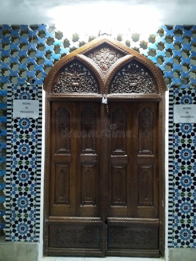 Museu de Sindh imagens de stock