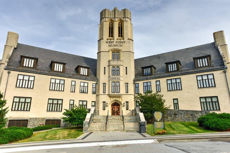 Museu de West Point fotos de stock