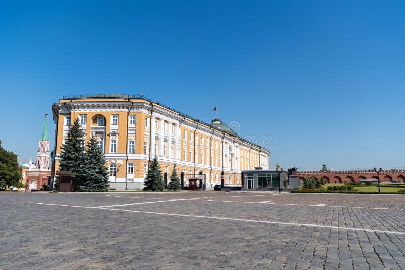 Museu do arsenal de Moscou imagem de stock royalty free
