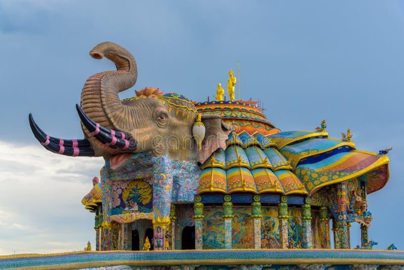 Museu do templo de Rai da proibição em Nakhonratchasima fotografia de stock