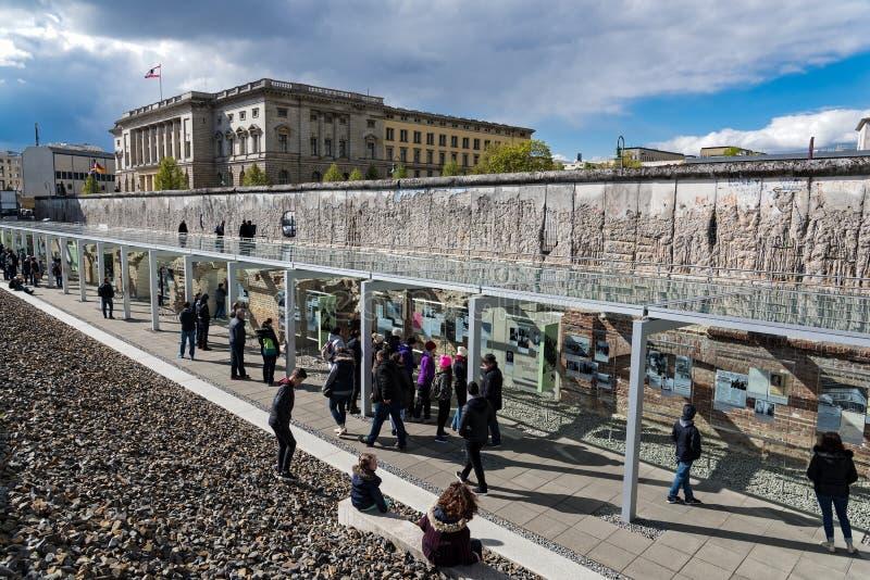 Museu em Berlim fotos de stock