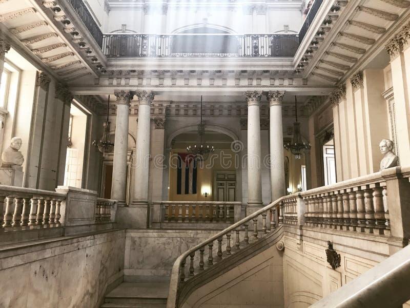 Museu em Cuba imagem de stock royalty free