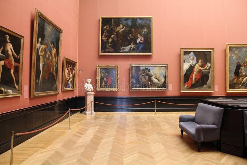 Museu em Viena imagens de stock royalty free