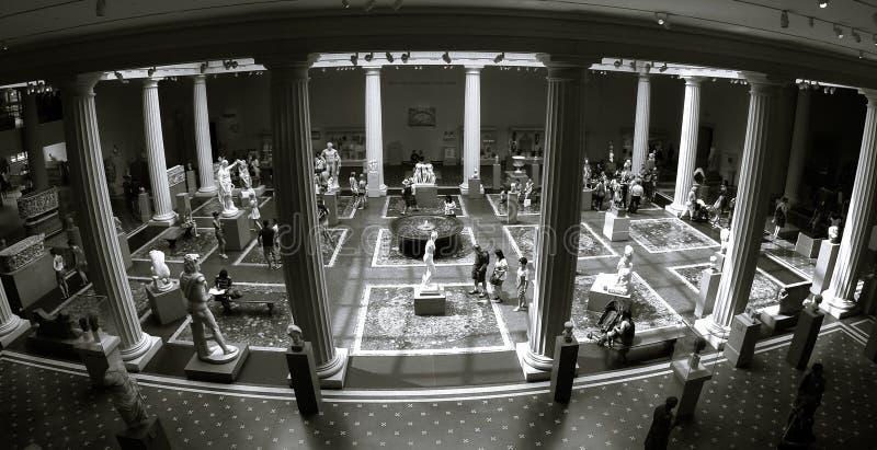 Museu Guggenheim imagenes de archivo