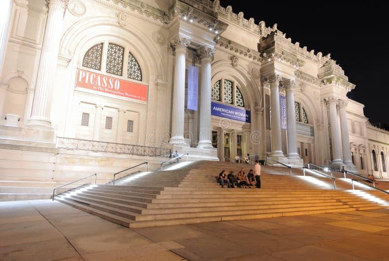 Museu metropolitano da arte moderna imagem de stock