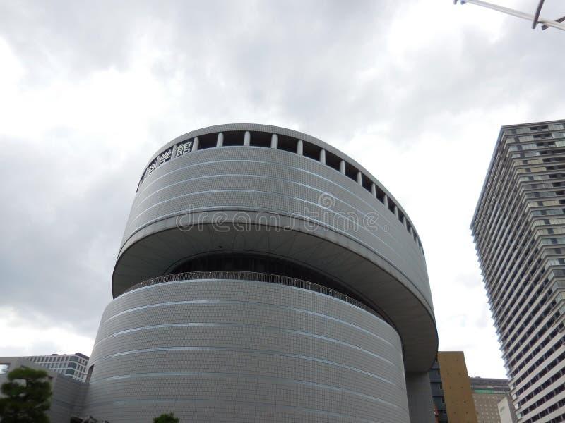 Museu Nacional da arte, Osaka, Japão O grande exército da terracota do imperador do ` s primeiro de China 5 de julho - 2 de outub imagem de stock royalty free