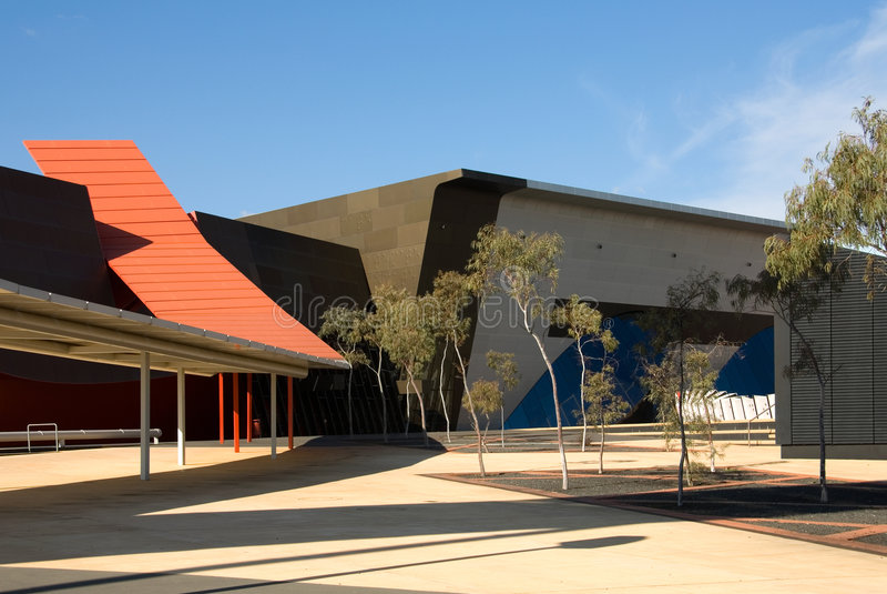 Museu Nacional de Austrália fotos de stock