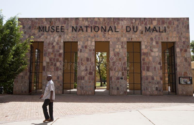 Museu Nacional de Mali imagens de stock royalty free