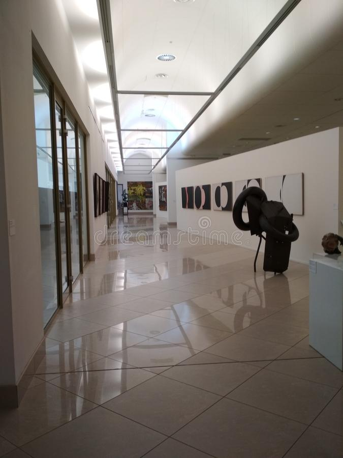 Museu Nacional em Poznan foto de stock royalty free