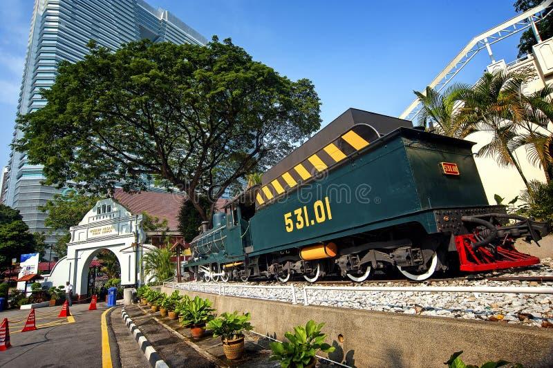 Museu Nacional - Kuala Lumpur fotos de stock