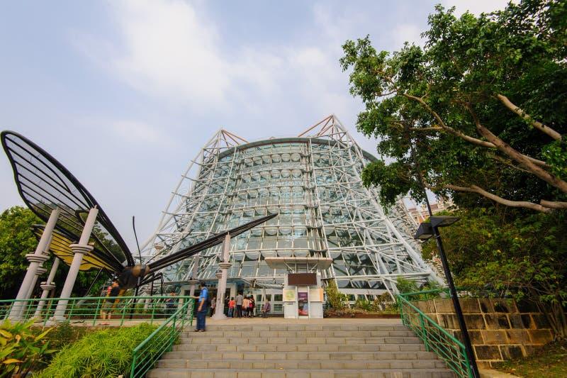 Museu no parque de taichung, Formosa fotos de stock